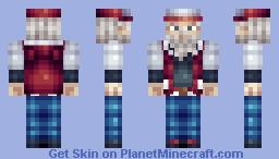 PokéGod [Contest] Minecraft Skin