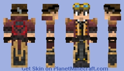 Steampunk Me ~Dedicated to Jose_831 Minecraft Skin