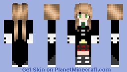 ☆ Soul Eater - Maka☆ Minecraft Skin