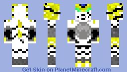 (Requested) Tigrerra Minecraft Skin