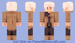 Bell Cranel Minecraft Skin