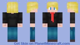 Sam -  Tuxedo Minecraft Skin