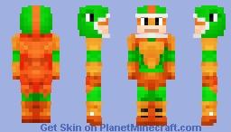 Brain Juice Minecraft Skin