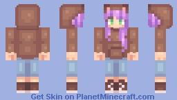 ~ Britt's Games ~ Minecraft Skin
