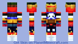 Disassembly Required. Minecraft Skin