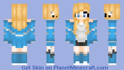 + About Me + Oblivion inspired Outfit + Minecraft Skin