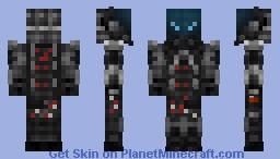 The Arkham Knight Minecraft