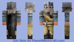 Iron Islands Soldier Minecraft Skin
