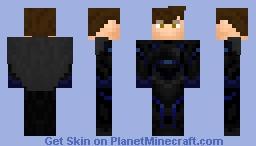 Fighter Armor Minecraft Skin