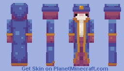Magical bunny Minecraft Skin