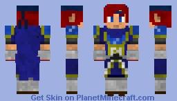 Roy's my Boy! (Super Smash Bros Skin) Minecraft Skin