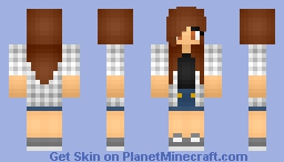 To be honest? Idk. Minecraft Skin