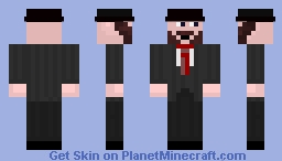 Notch on his daily basis. Minecraft Skin