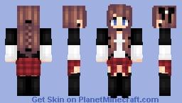 Plaid Minecraft Skin