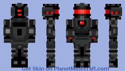 RedPoisonDragon 5.0 Minecraft Skin