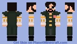 Renly Baratheon Minecraft Skin