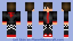 MLG Minecraft Skin