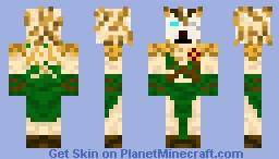 Ajani, Mentor of Heroes Minecraft Skin