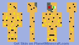 Skin Requested by polarluke2 Minecraft Skin