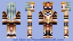 Warrior idk Minecraft Skin