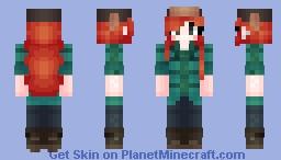 Wendy Corduroy ~*gravιтy ғallѕ*~ ☆.:ђคzє:.☆ Minecraft
