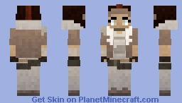 Alyx Vance || Half Life Minecraft Skin