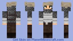 Arabian Archer (Request/Skin Series) Minecraft