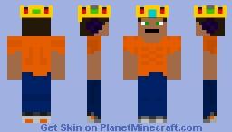 Me (CaOrange9999) Minecraft Skin