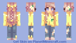 Colors Minecraft Skin