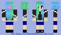{ɱiαɦ} Uhhh... I made a thing Minecraft Skin