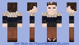 I Don't Know Minecraft Skin