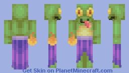Frog Mage (Pixel Art)