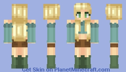 the mountain climber~taking 3 reuests~ cele Minecraft Skin