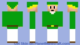 link with changeable outfit Minecraft Skin