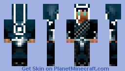 Jace Planeswalker Minecraft Skin