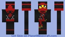 Ninjago (Possession) - Deepstone Kai Minecraft Skin