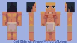 Kocoum Minecraft Skin