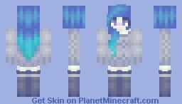 ⋆* nebula ʳᵉᵈᵒᶰᵉ Minecraft Skin