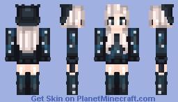 ∴ | Night Owl Minecraft Skin