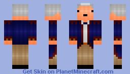 4th of July ~ Patriotic Fighter! Minecraft Skin