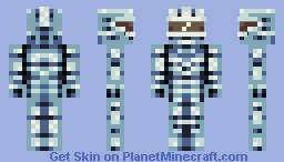 Spaceman (Feedback appreciated) Minecraft Skin