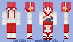 Sakura - Fire Emblem: Fates Minecraft Skin