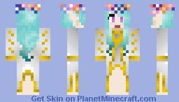 Miroa's Skin Minecraft Skin