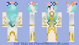 Miri's Skin 2 Minecraft Skin