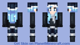 × | It's Coldd Minecraft Skin