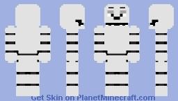 FNaF Animatronic Base Minecraft Skin