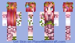 Enchantress Minecraft Skin