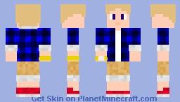 Summer Skin 2015 Minecraft Skin