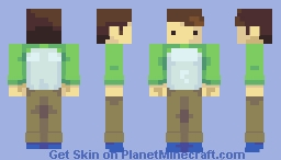 guess who Minecraft Skin