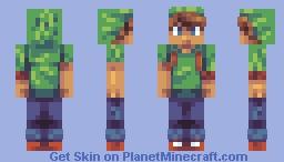 Personal skin ;o Minecraft